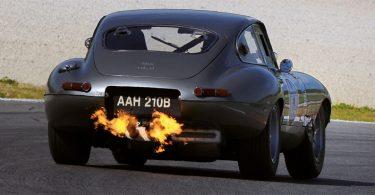Modena Cento Ore Jaguar
